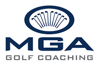 MGA Golf Coaching Logo